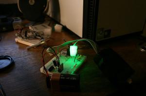 LED fénycső bekötés