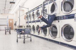 Gyapjú ruhát is moshat a mosodában