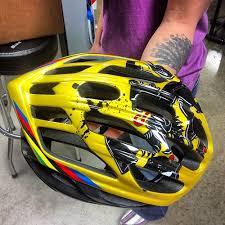 A kerékpáros sapkák nagyon sokat számítanak