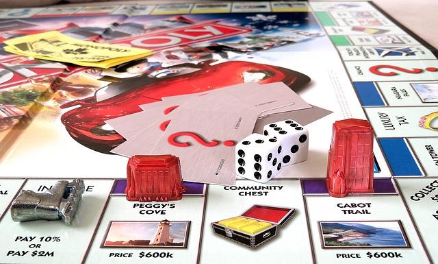 Monopoly kicsit másként