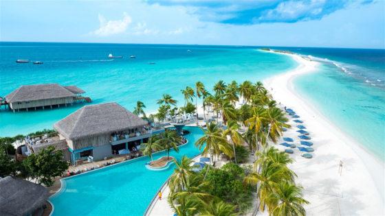 Tökéletes Maldív szigeteki nyaralás