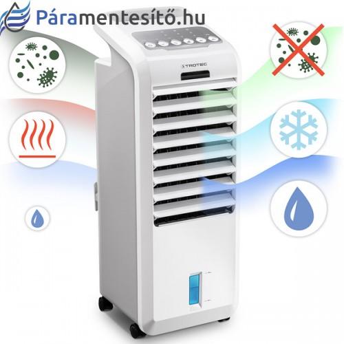 mobil léghűtő