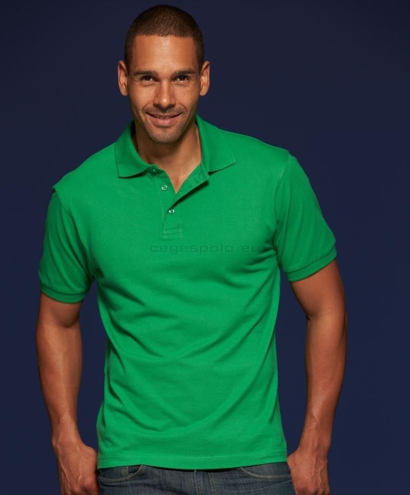 Férfi galléros póló többféle színben