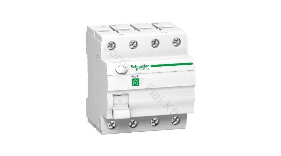 áramvédő kapcsoló