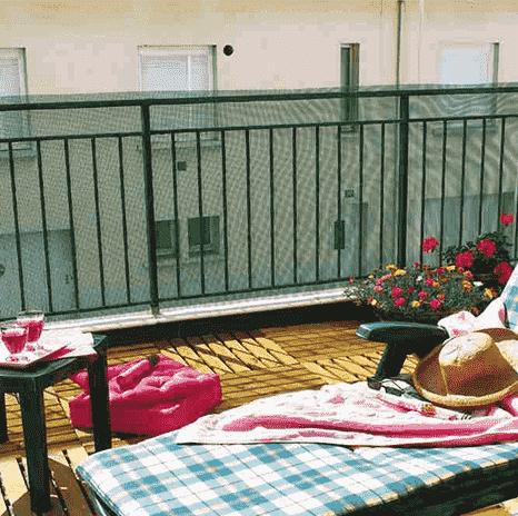 belátásgátló paraván erkélyre