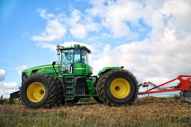 mezőgazdasági gumiabroncs
